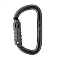 Карабин Petzl AmD Triact-Lock black